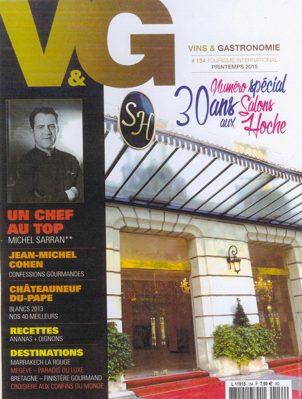 V&G Printemps 2015 couv
